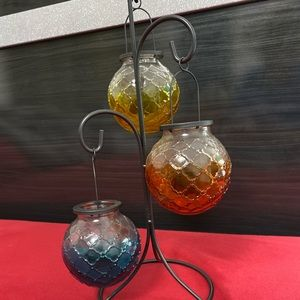 Pier One Candle holders